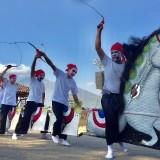 Jaran Dowo Buka Festival Kampung Tani ke 6