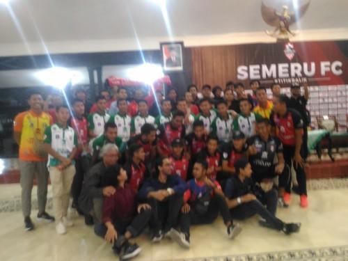 Semeru FC Targetkan Bisa Kembali ke Liga 2