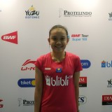 Lagi, Tunggal Putri Indonesia Aurum Oktavia Winata Kandas di 8 Besar Yuzu Indonesia Masters 2019