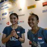Masuk Final, Della/Rizki Akan Tingkatkan Fokus
