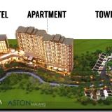 The Kalindra dan Aston, Apartemen dan Hotel Pertama Setelah Keluar Exit Tol Surabaya-Malang