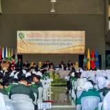 Unisba Blitar Gelar Yudisium, 642 Mahasiswa Raih Gelar Sarjana