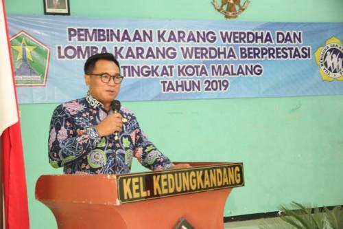 Wakil Wali Kota Malang, Sofyan Edi Jarwoko (Humas Pemkot Malang for MalangTIMES).