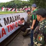 Pelantikan Presiden, GP Ansor Kota Malang Siap jadi Garda Terdepan Lawan Kelompok Pengacau