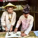 Temukan Suasana Tempo Dulu di Festival Kampung Tani, Ada Juga Ecoprint dan Kirab Rantang Lurik