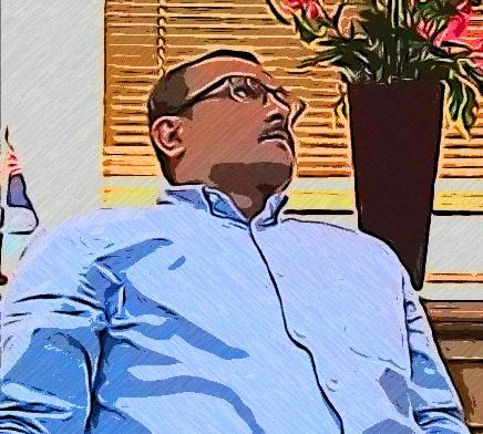 Ferdinand Hutahaen politikus Partai Demokrat kembali menuai hujatan warganet (Ist)