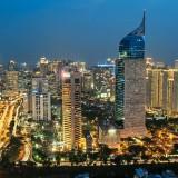 Minggu Siang Udara DKI Jakarta Urutan 3 Terkotor