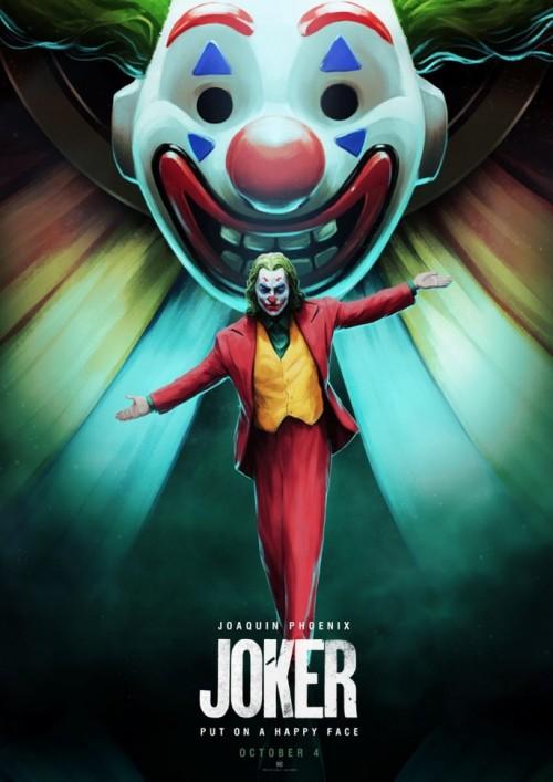 Poster film Joker 2019. (Foto: istimewa)