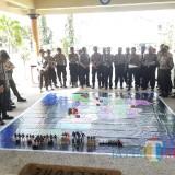 Brimob Hingga Unit Jibom Dilibatkan dalam Skenario Pengamanan Pilkades Serentak