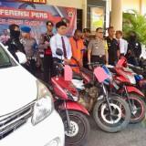 Gadaikan Kendaraan Sewa, Warga Kota Batu Dibekuk Polisi Polres Batu