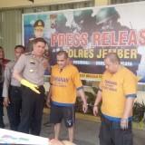Pesta Sabu Bareng Rekan Bisnis, Pengusaha Ditangkap Polisi