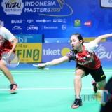 """Mimpi """"Mama Hilang"""", Ribka/Fadia Malah Sukses Juara Ganda Putri Yuzu Indonesia Masters 2019"""