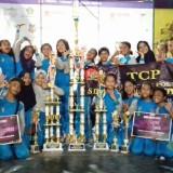 Enam Kategori Disabet Kota Batu dalam Lomba PBB King Kobra tingkat Jawa Timur
