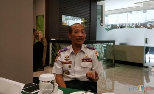 Kepala Dinas Perhubungan Kabupaten Malang, Hafi Lutfi (Hendra Saputra)
