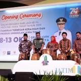 Buka Jatim Fair 2019, Gubernur Khofifah Targetkan Transaksi Rp 100 Miliar