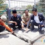 Krusial, Komisi C DPRD dan DPUPR Kota Malang Lakukan Tinjau Jembatan Muharto