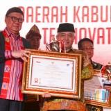 Peringkat Tiga Kabupaten Terinovatif Se-Indonesia, Bupati Malang Sanusi: Jangan Berpuas Diri, Terus Tingkatkan Inovasi