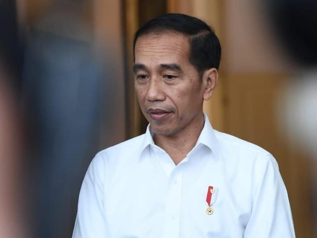 Presiden RI Jokowi. (foto: instagram @jokowi)