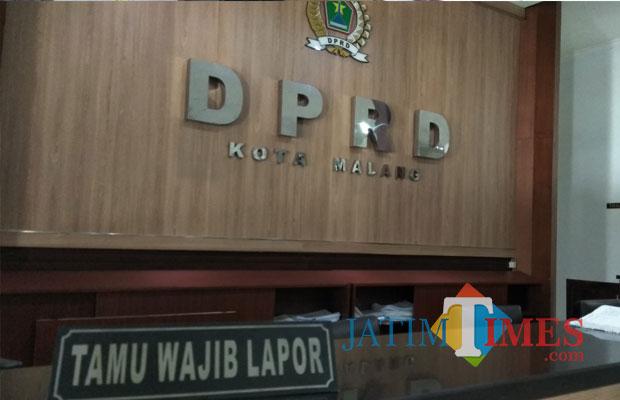 Suasana lobi gedung DPRD Kota Malang (Dok. MalangTIMES)