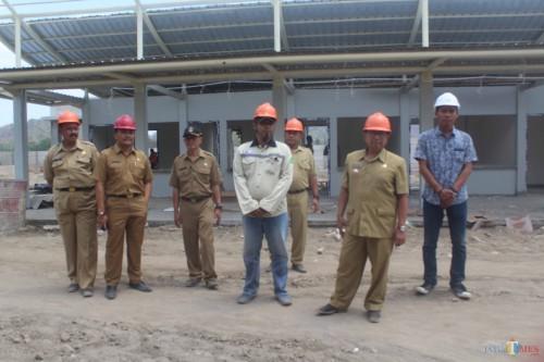Sidak RSUD Srengat rutin dilakukan Bupati Blitar untuk transparansi pembangunan.(Foto : Aunur Rofiq/BlitarTIMES)