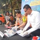 Tak Tanggung-Tanggung, Polres Malang Kota Amankan 730.84 Gram Sabu dari 5 Pelaku