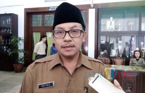 Wali Kota Malang Drs Sutiaji (Dok. MalangTIMES)