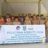 Diskominfo Kabupaten Malang Kuatkan Gerakan Digitalisasi lewat Website Desa