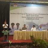 Gandeng  KPK,  BP2D Kota Malang Cegah Korupsi dan Tingkatkan Pajak Daerah via Online
