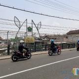 Jembatan Muharto Belum Bisa Dibongkar, Sutiaji Upayakan Dana Rekonstruksi
