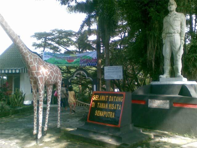 Taman Wisata Senaputra (Ist)