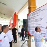 Deklarasi Pilkades Damai Bersama 518 Calon, Bupati Blitar: Hindari Politik Uang