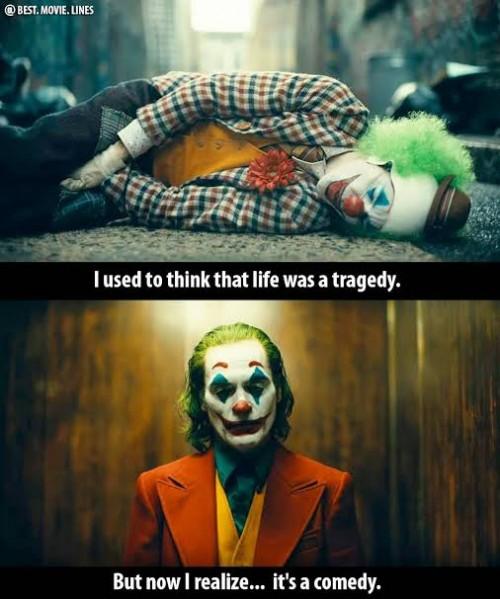 Cuplikan foto film Joker (Ist)