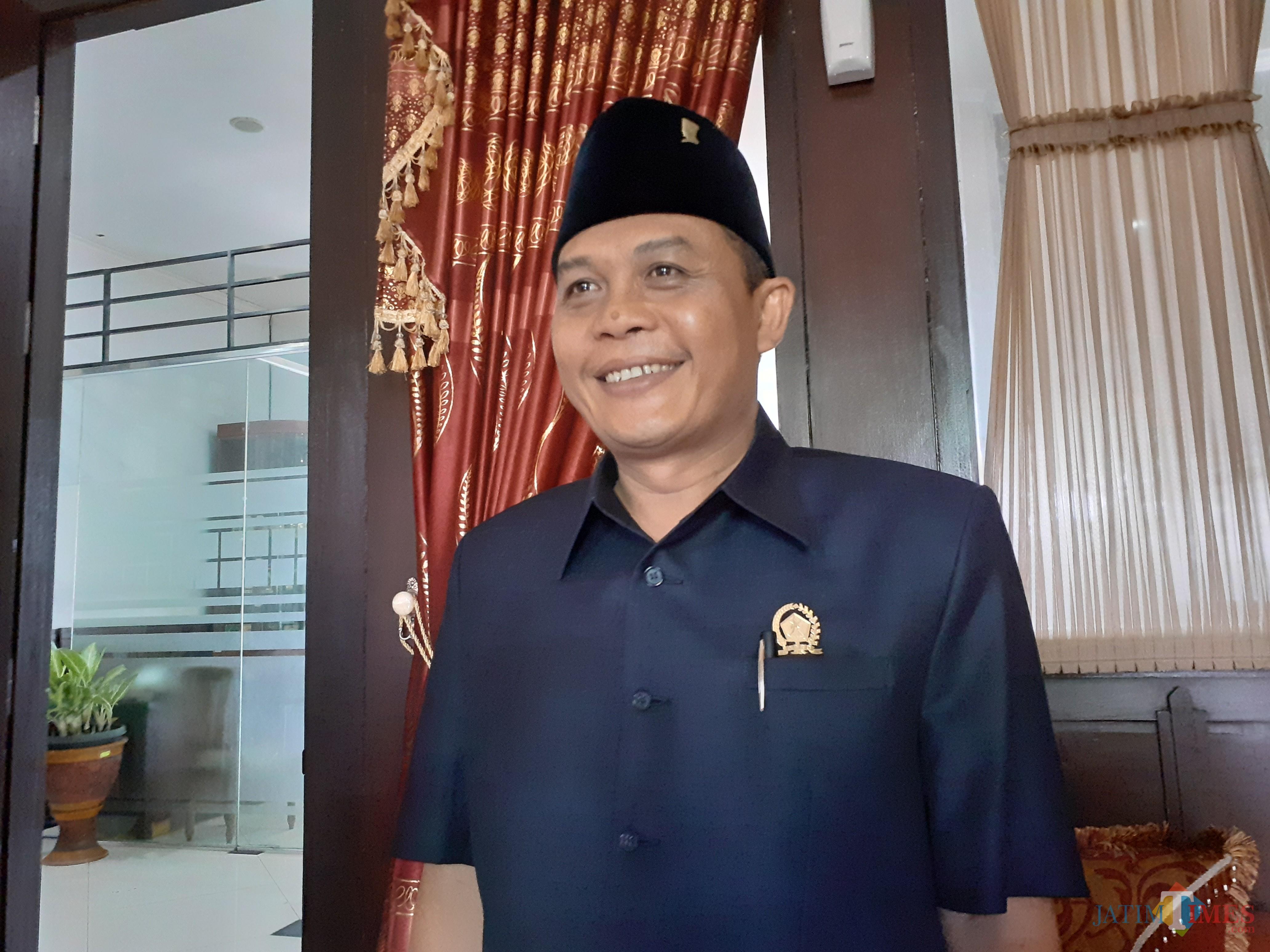 Ketua DPRD Kota Malang I Made Riandiana Kartika (Arifina Cahyanti Firdausi/MalangTIMES)