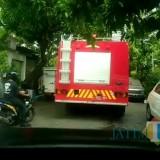 Ganggu Laju Mobil Damkar dan Ambulance Bakal Dilaporkan ke Polisi