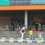 Beredar Surat Larangan Angkutan Umum Bawa Penumpang dari Bandara Abd Saleh, Pelaku Wisata Gelisah