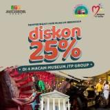 Jatim Park Group Raih 2 Penghargaan, Beri Diskon 25 Persen di Hari Museum Indonesia