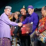 Pemkot Kediri Terima Anugerah Kebudayaan dan Maestro Seni Tradisi 2019