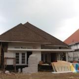Belum Kantongi Izin, Renovasi Rumah Bekas Kediaman Bung Tomo Dihentikan