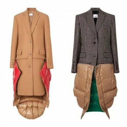 Mantel perpaduan blazer dan coat. (Foto: Istimewa)