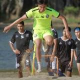 Tunggu Jadwal Kompetisi, Pelatih Kiper Arema FC Sesuaikan Materi Latihan