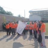Jalan Sehat dan Pentas Seni Tutup PKKMB Unisba Blitar 2019