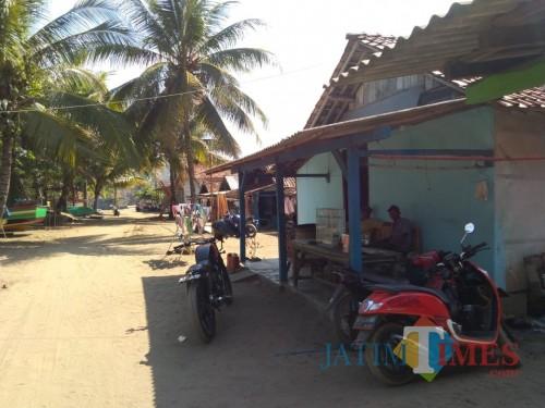 Pemukiman di Kampungbaru, Sine yang diminta untuk dikosongkan (ist)