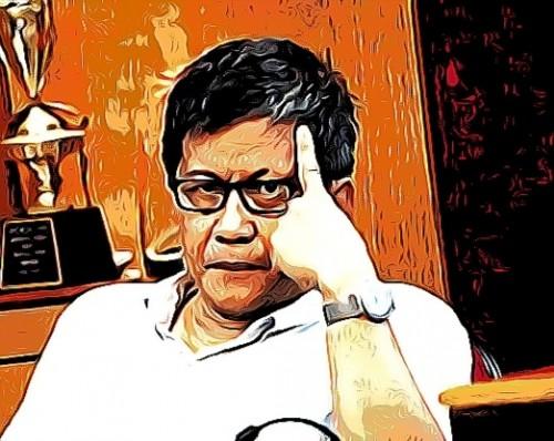 Rocky Gerung ajak kampret dan Cebong menjadi oposisi Prabowo (Ist)