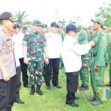 Amankan Pilkades Serentak, Polres Blitar Terjunkan 1.096 Personel