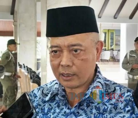 Bupati Malang Sanusi meminta para pelajar untuk bijak dalam bermedsos (MalangTIMES)