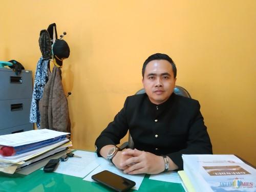 Kepala Bidang Tata Lingkungan Hidup DLH Kota Malang, Arif Tri Sastyawan S.STP, M.Si (Hendra Saputra)