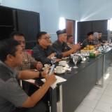 Disambangi Komisi C, Dishub Lumajang Mengeluh Kekurangan Petugas Perawatan PJU