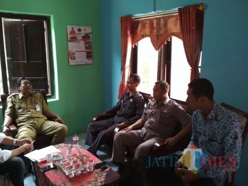 DPRD berdialog dengan Camat Kesamben terkait persiapan Pilkades