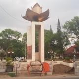 Kawasan Jalan Ijen dan Monumen Melati Bakal Dilengkapi Air Mancur Bersorot Lampu RGB