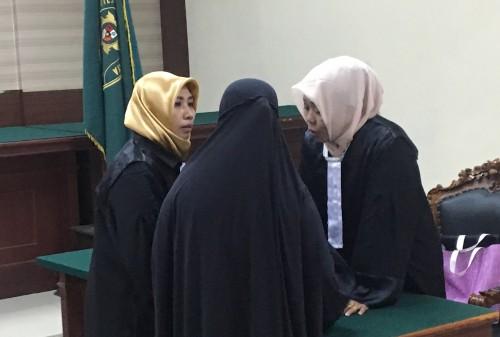 Terdakwa korupsi Dispora Kabupaten Pasuruan